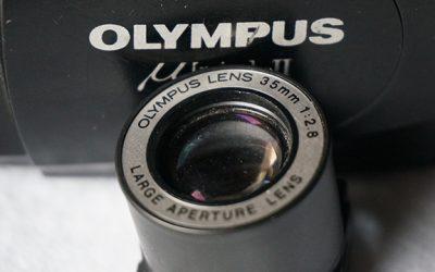 Project 02 – Olympus Mju II